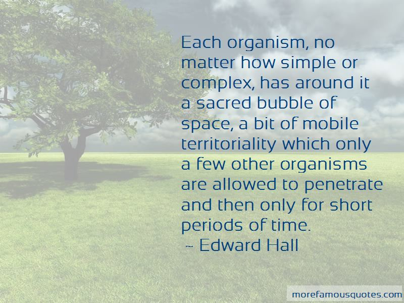 Territoriality Quotes Pictures 3
