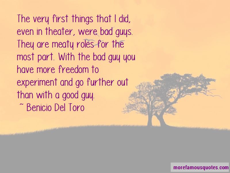 Quotes About The Bad Guy