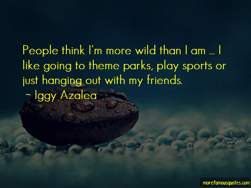 Quotes About Theme Parks
