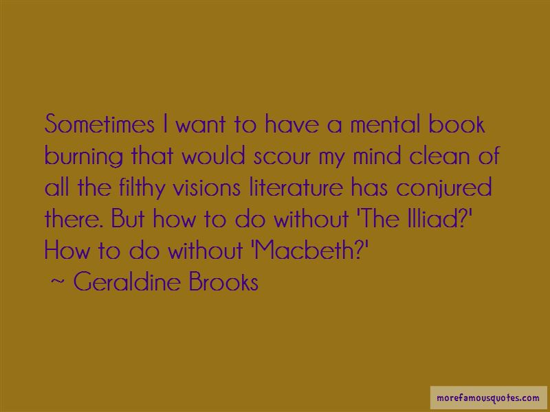 Quotes About Visions In Macbeth