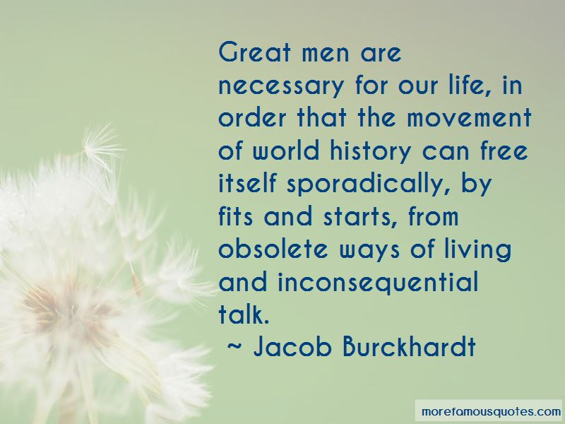 Quotes About World History