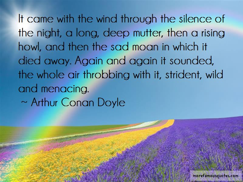 Silence Of The Night Quotes Pictures 3