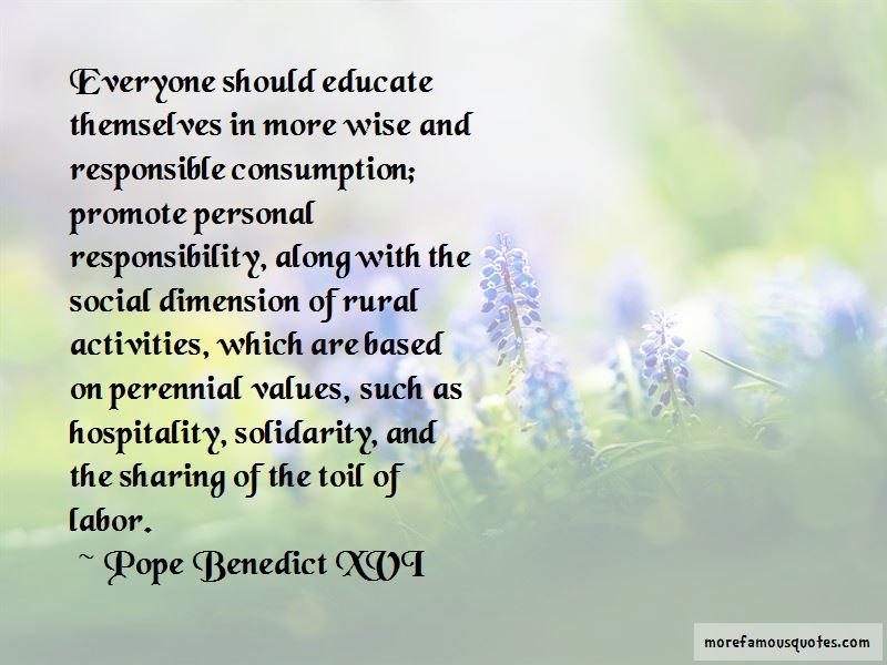 Social Dimension Quotes