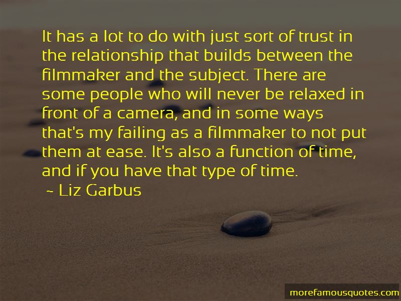 Trust In The Relationship Quotes