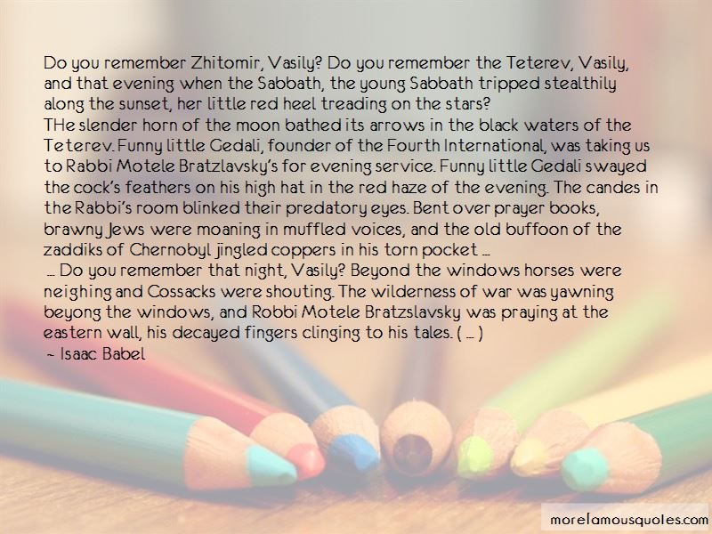 Voices From Chernobyl Quotes