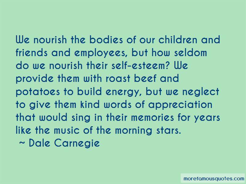 Words Of Appreciation Quotes
