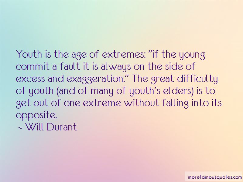 Age Of Extremes Quotes Pictures 2