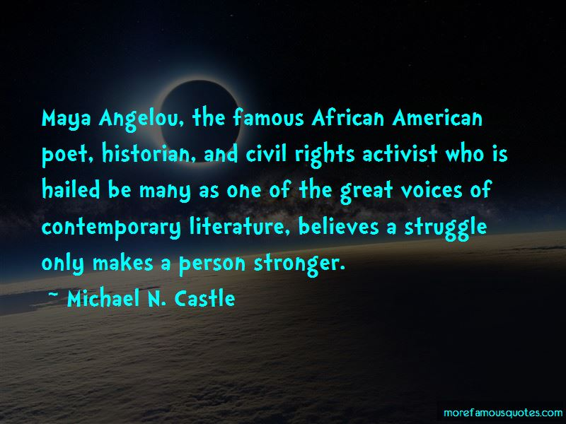 American Literature Famous Quotes