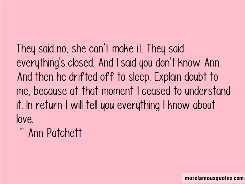 Closed Off From Love Quotes