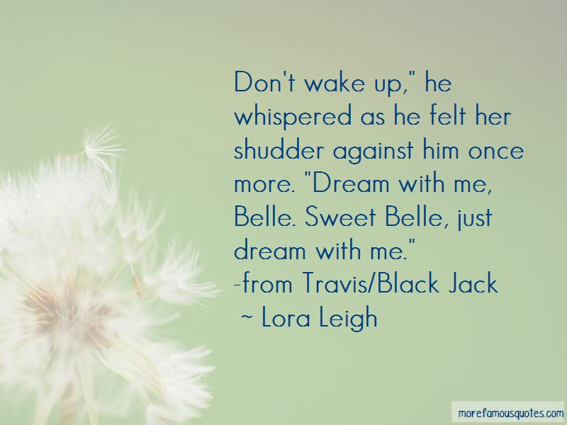 Dream With Me Quotes Pictures 2