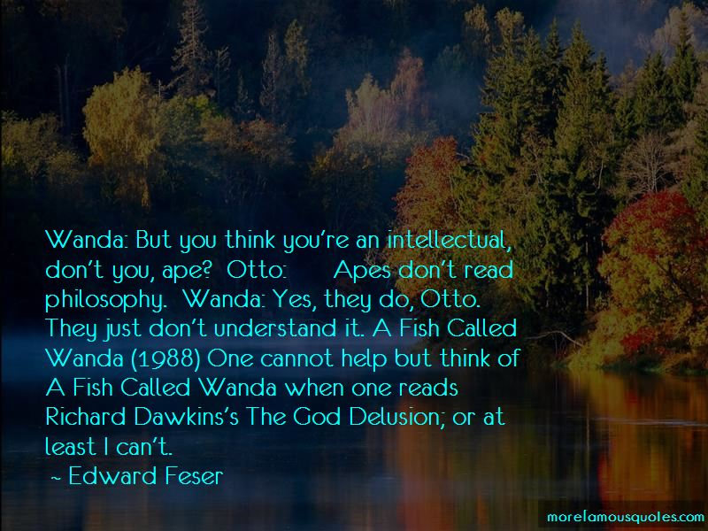 Fish Wanda Quotes
