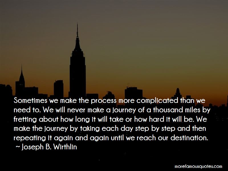 Journey Of Thousand Miles Quotes Pictures 3