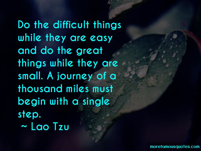 Journey Of Thousand Miles Quotes Pictures 4