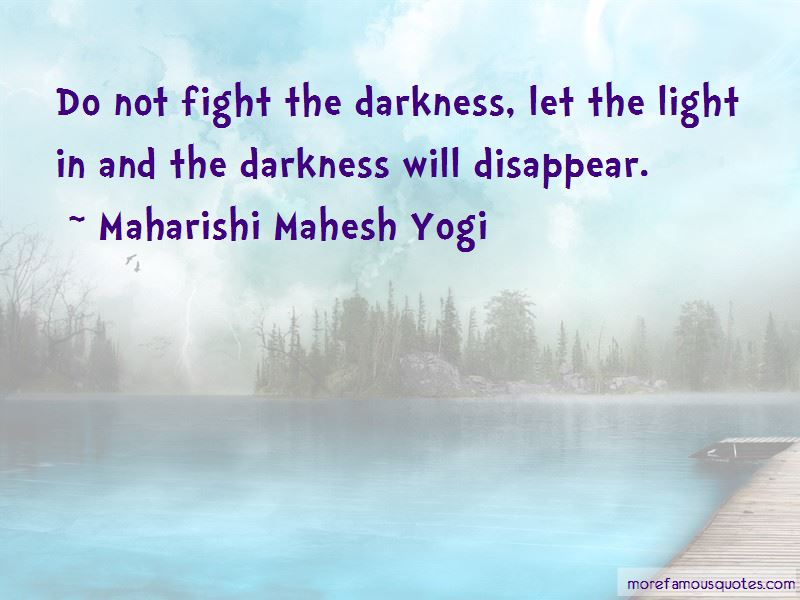 Let The Light Quotes