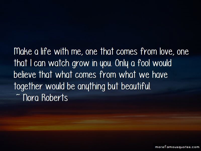 Life Is Beautiful With You Quotes Pictures 4