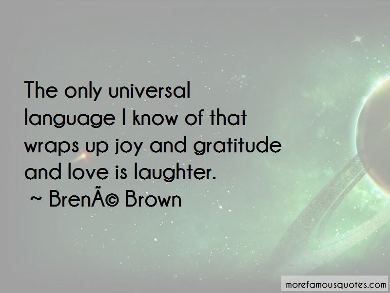 Love Is Laughter Quotes