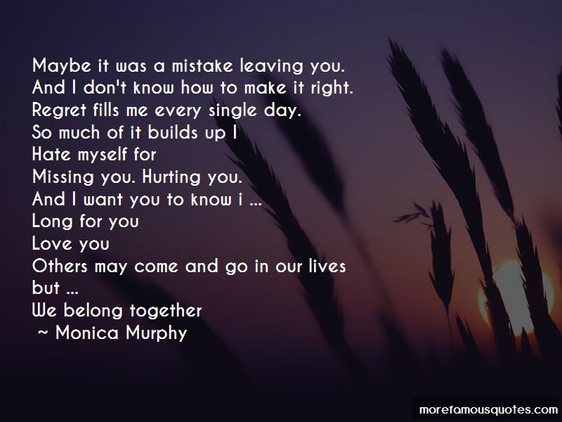 Maybe I Do Love You Quotes