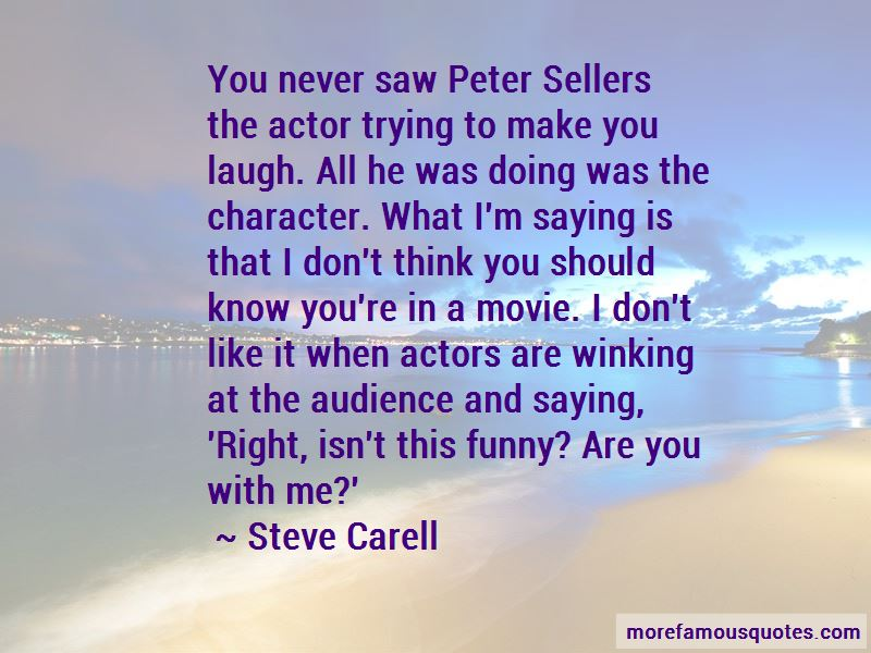 Peter Sellers Funny Quotes