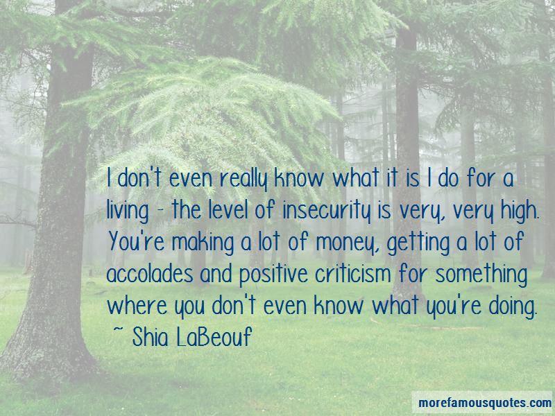 Positive Criticism Quotes Pictures 2