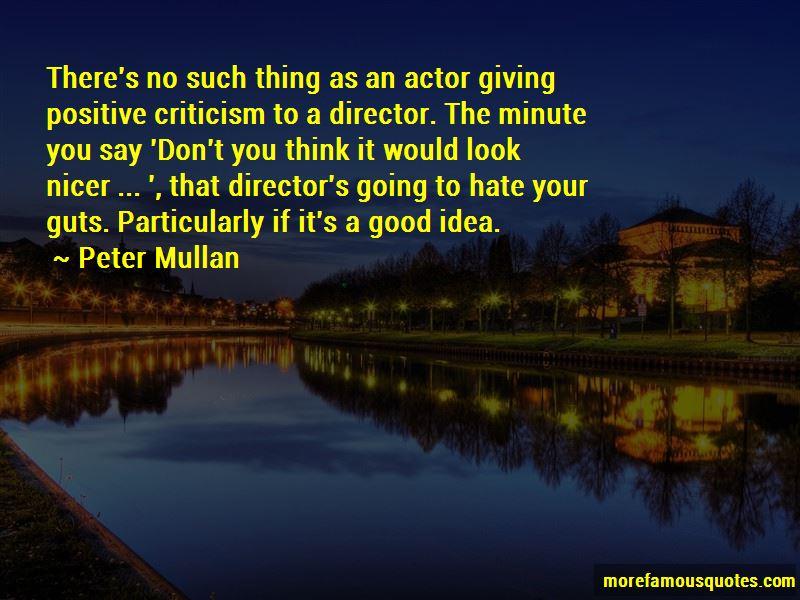Positive Criticism Quotes Pictures 4