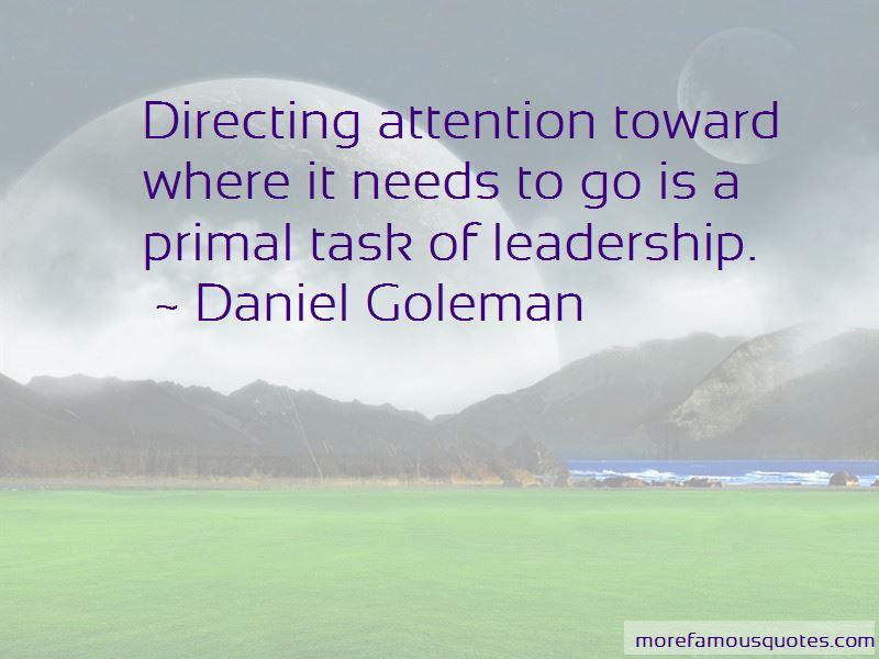 Primal Leadership Quotes