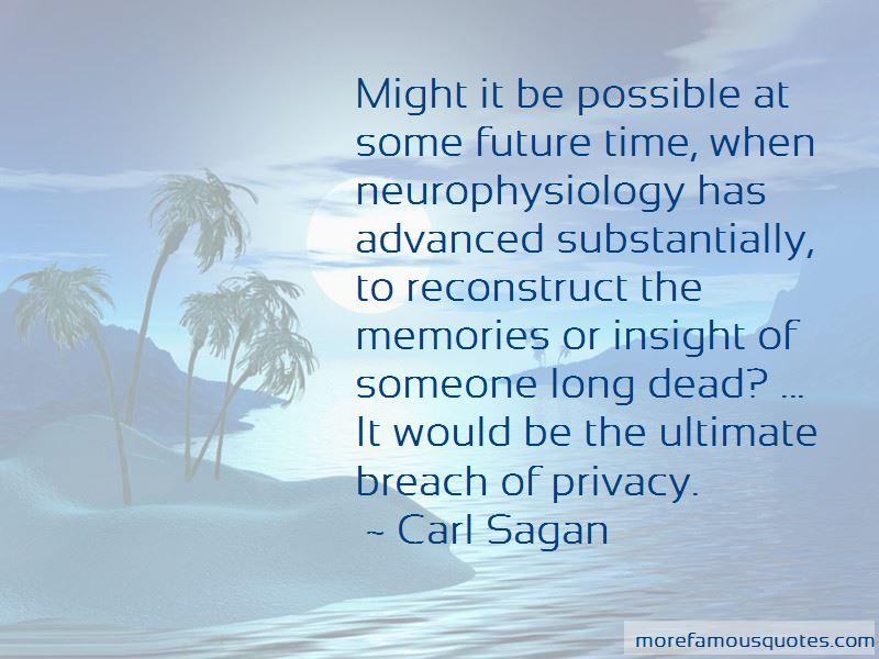 Privacy Breach Quotes