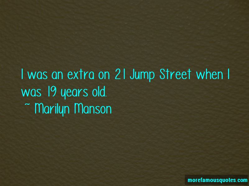 Quotes About 21 Jump Street