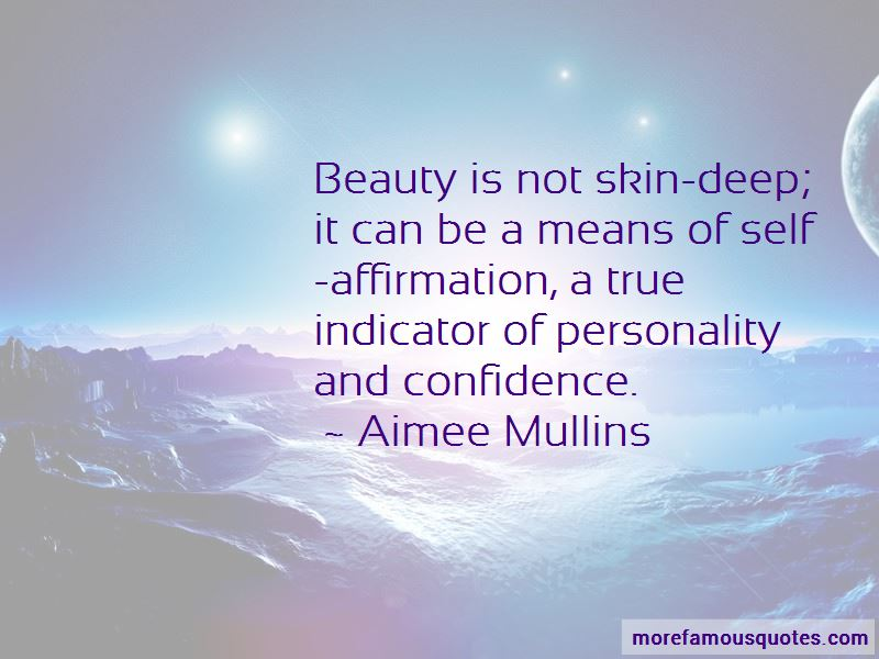 Beauty And Self Confidence Quotes Pictures 2