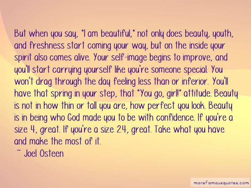 Quotes About Beauty And Self Confidence
