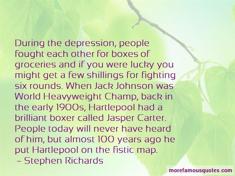 Quotes About Boxer Jack Johnson
