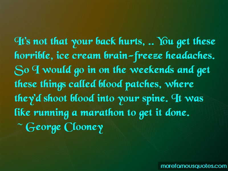 Brain Freeze Quotes Pictures 3