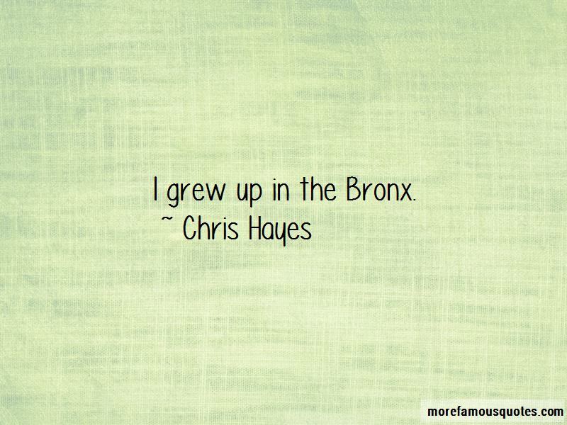 Quotes About Bronx