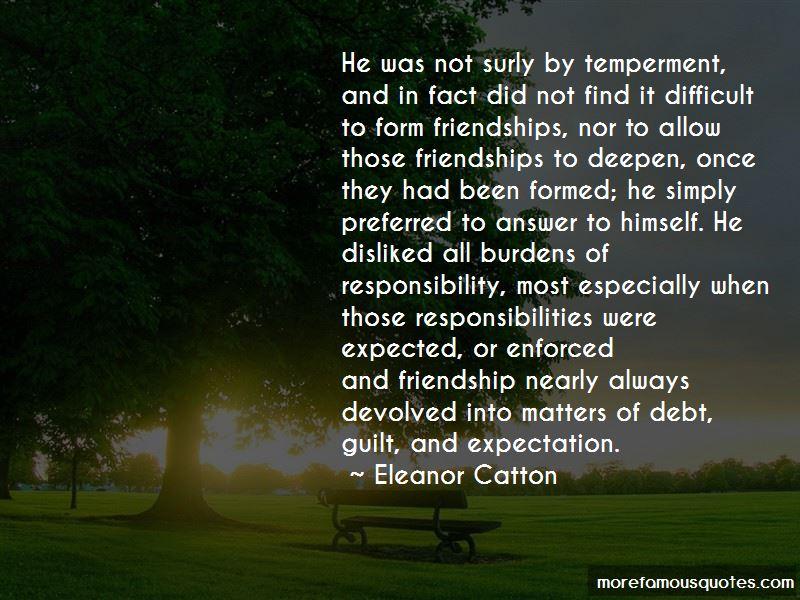 Quotes About Burdens Friendship