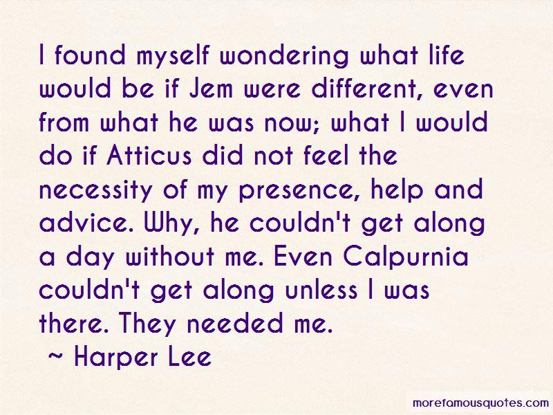 Quotes About Calpurnia From Atticus