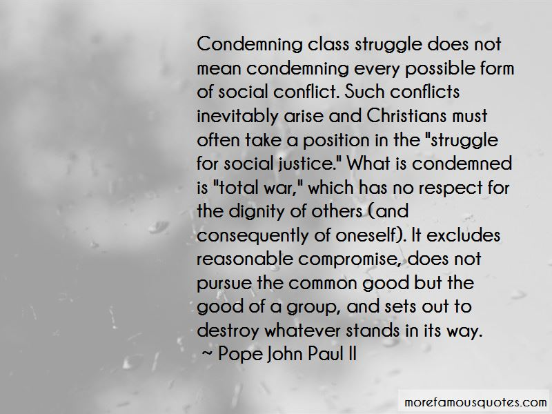 Conflict And Compromise Quotes Pictures 2