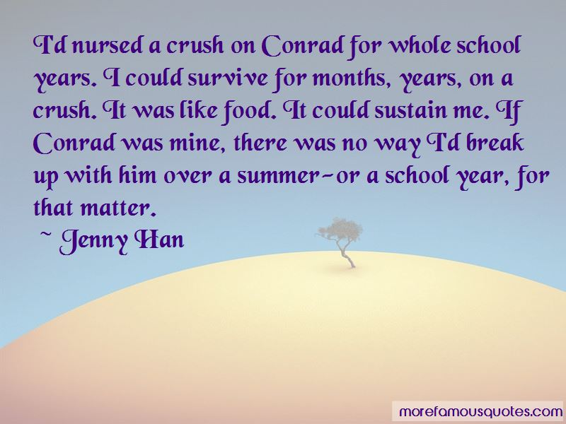 Quotes About Conrad