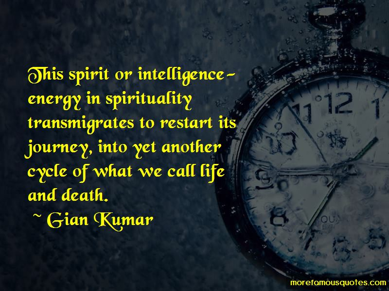Death And Spirituality Quotes Pictures 3