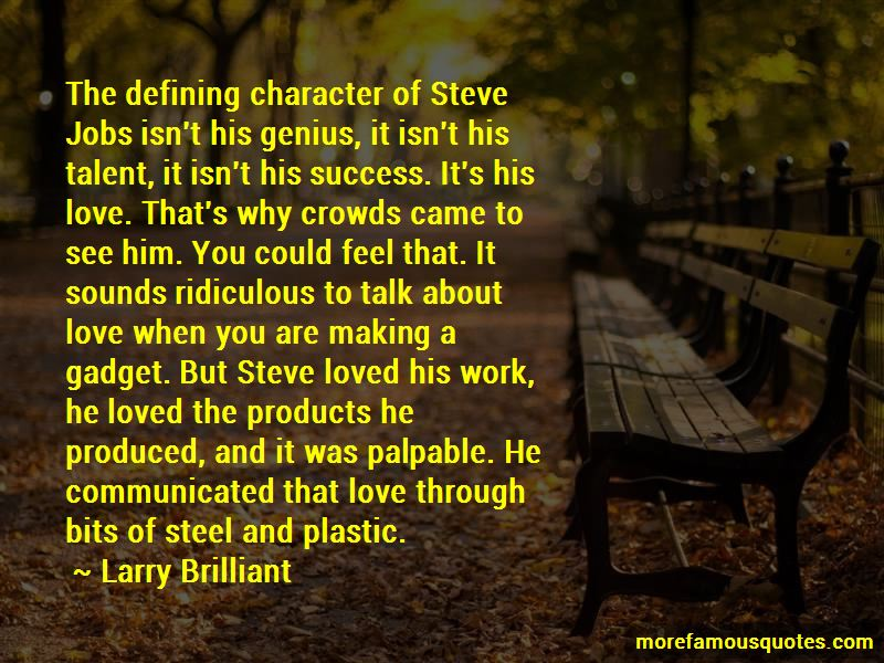 Quotes About Defining Character