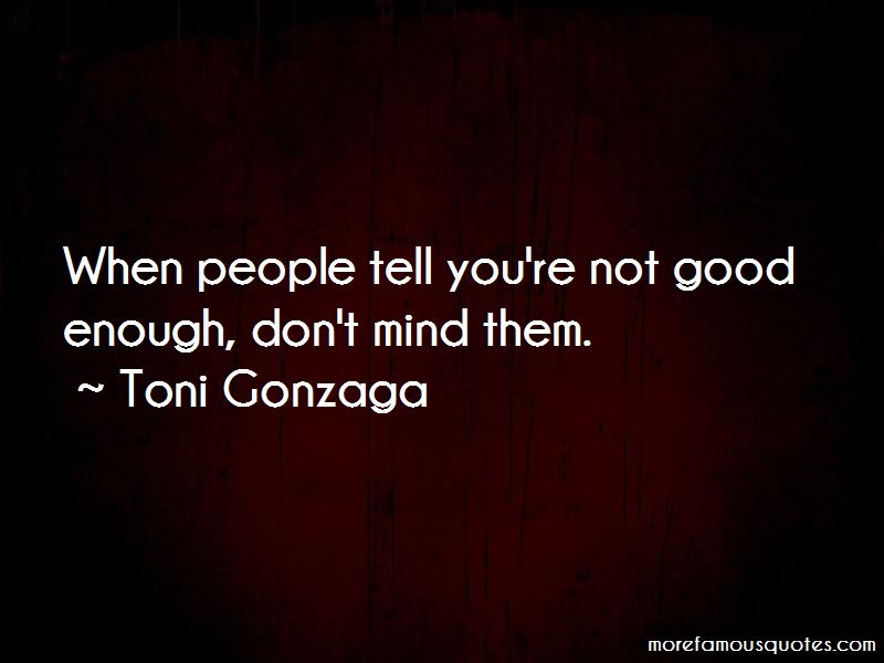 Don't Mind Them Quotes Pictures 4