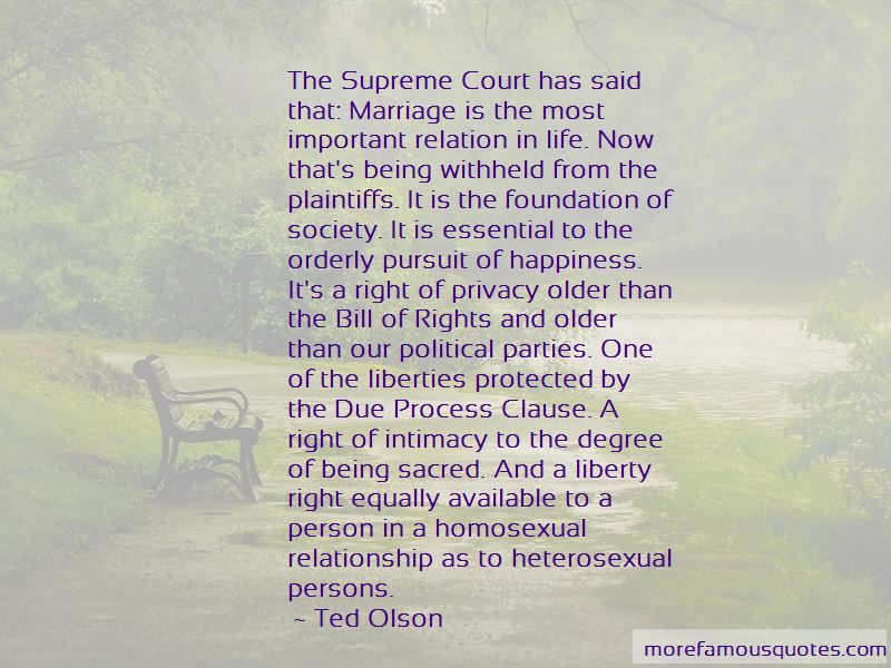 Quotes About Due Process Rights