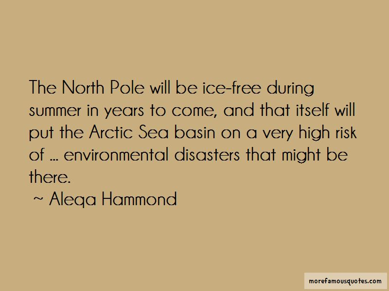 Environmental Disasters Quotes Pictures 3