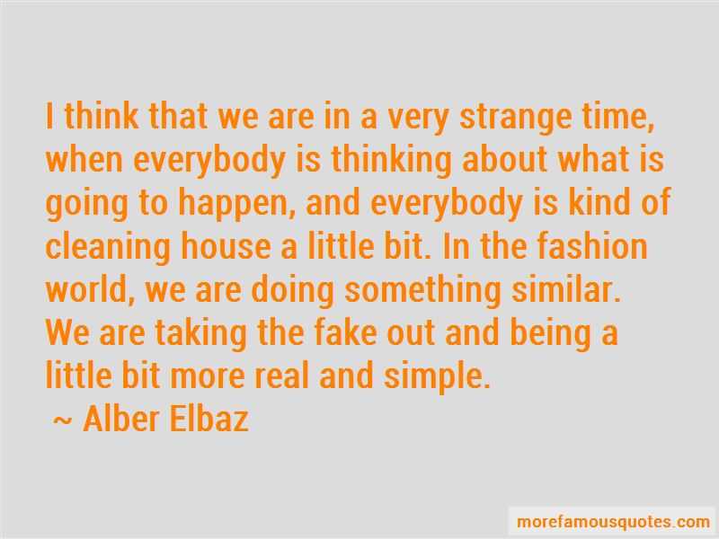 Quotes About Everybody Being Fake