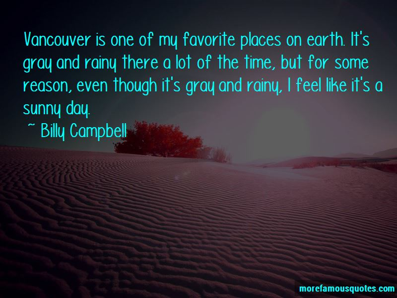Quotes About Favorite Places