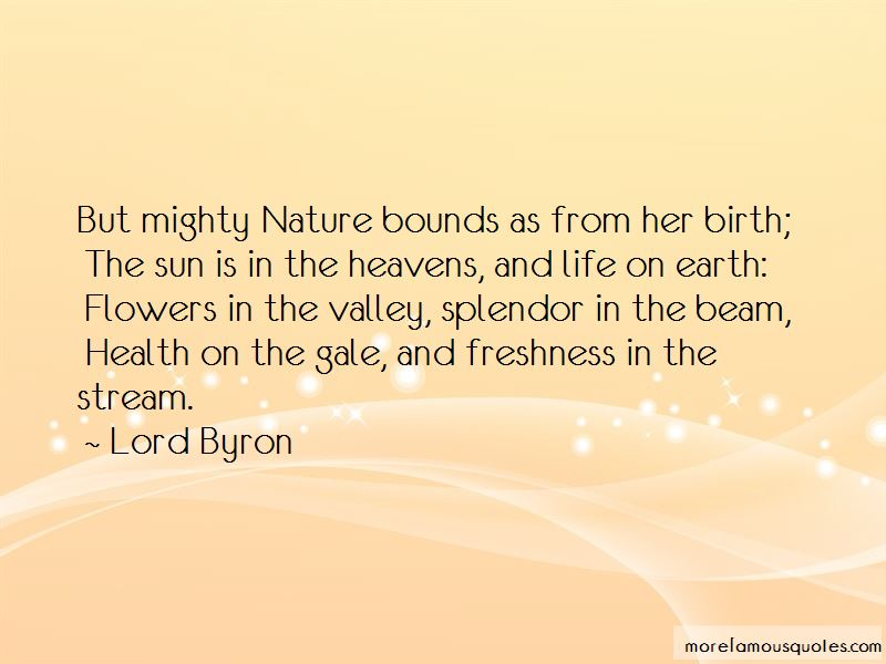 Flowers And Nature Quotes Pictures 3