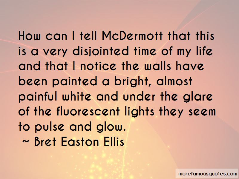 Quotes About Fluorescent Lights