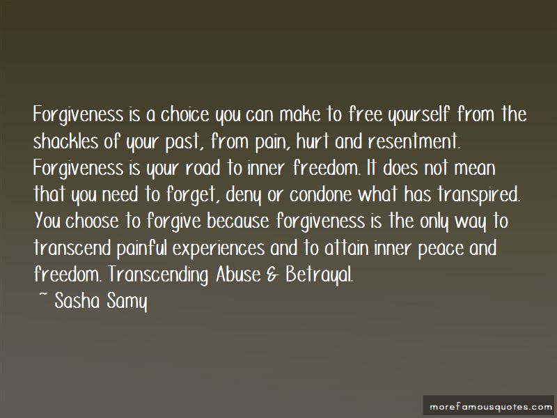 Quotes About Freedom From Your Past