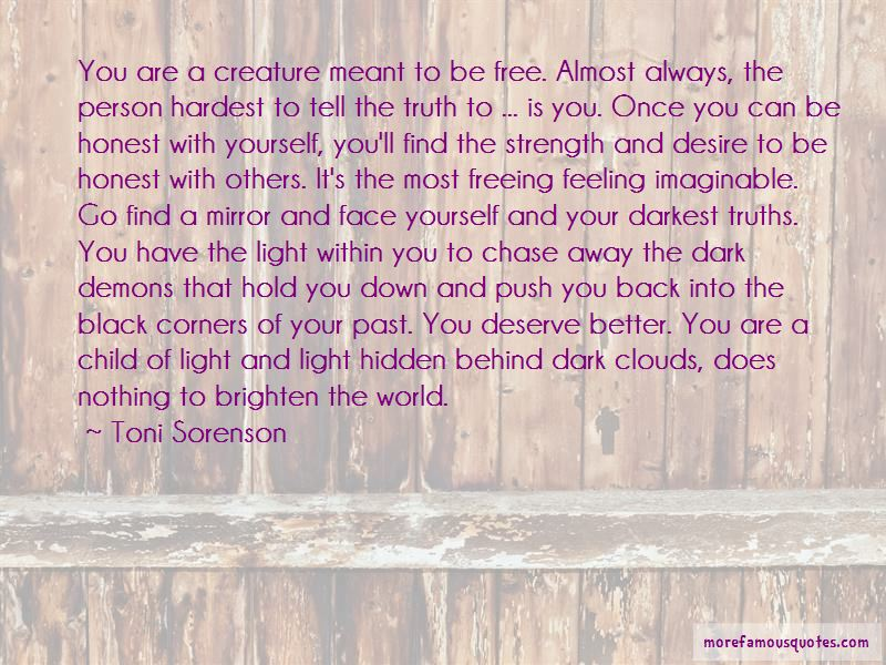 Quotes About Freeing Yourself From The Past