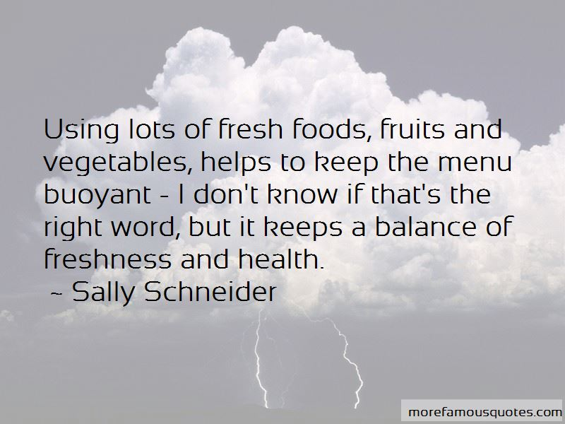 Quotes About Freshness Of Fruits
