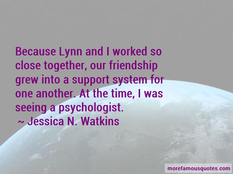 Friendship And Support Quotes Pictures 4