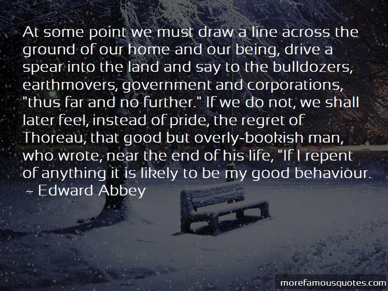 Good Behaviour Quotes Pictures 3